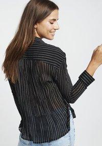 Billabong - SWEET MOVES  - Button-down blouse - black - 1