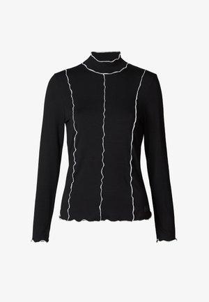 BABYLOCK - T-shirt à manches longues - black