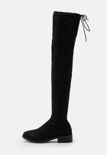 OLIVIA HIGH LEG FLAT