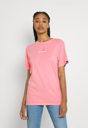 ANNATTO - Print T-shirt - pink