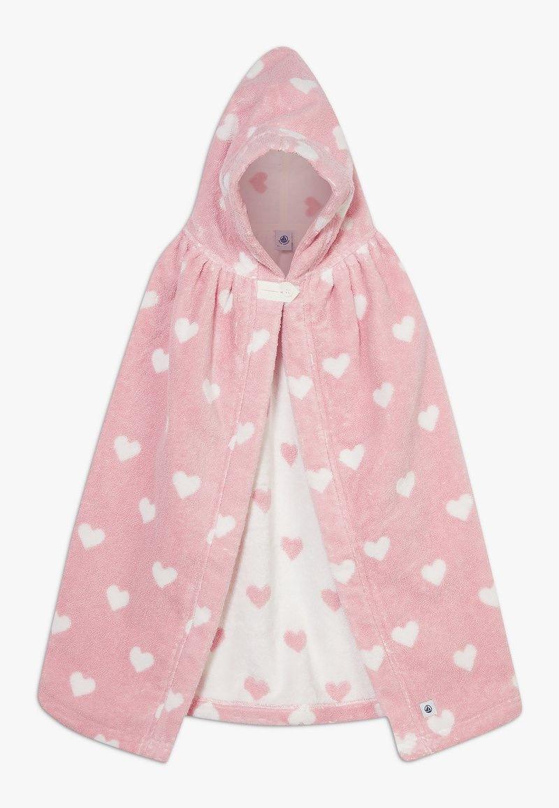 Petit Bateau - CAPE DE BAINCHA MATU - Dressing gown - charme/marshmallow