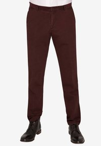 Carl Gross - TOTO - Trousers - red - 0