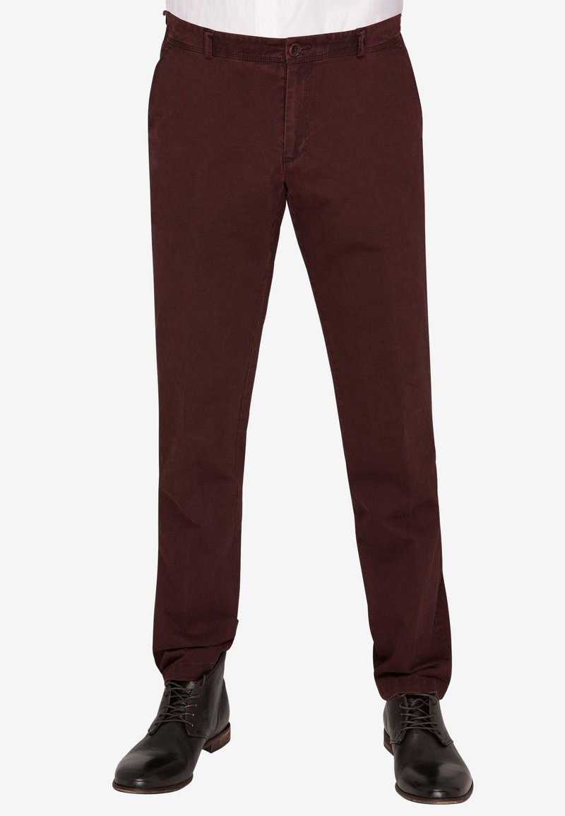 Carl Gross - TOTO - Trousers - red