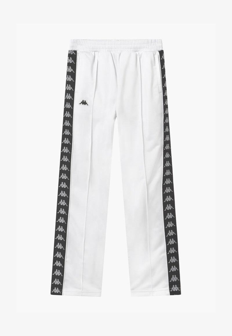 Kappa - HELMA - Jogginghose - bright white