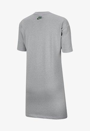 DRESS - Sportovní šaty - dark grey heather