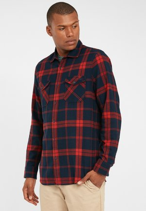 Shirt - red aop