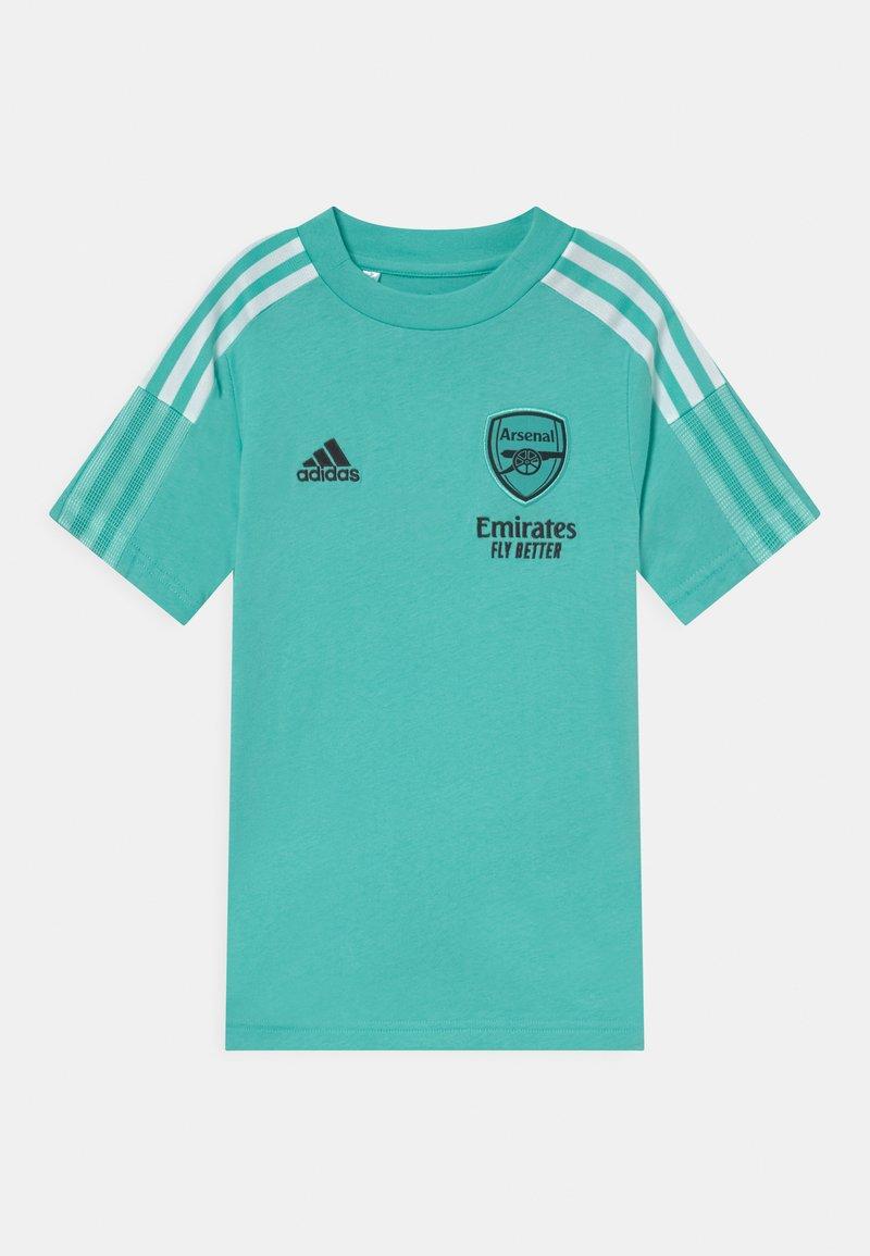 adidas Performance - ARSENAL LONDON TEE UNISEX - Club wear - acid mint