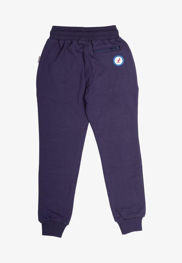 Tracksuit bottoms - blu