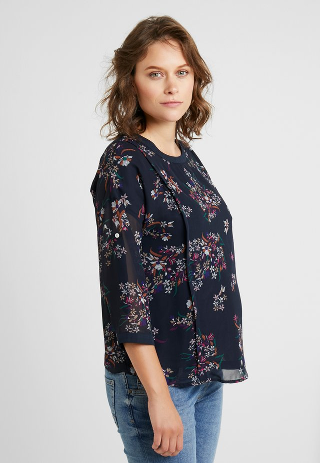 DAGMAR - Blouse - navy