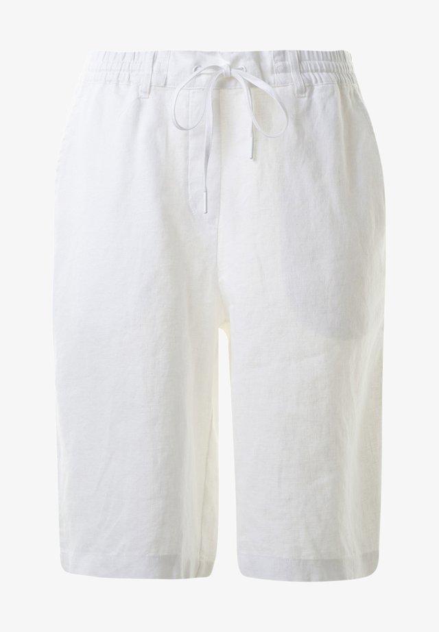 BELLA - Shorts - weissuni