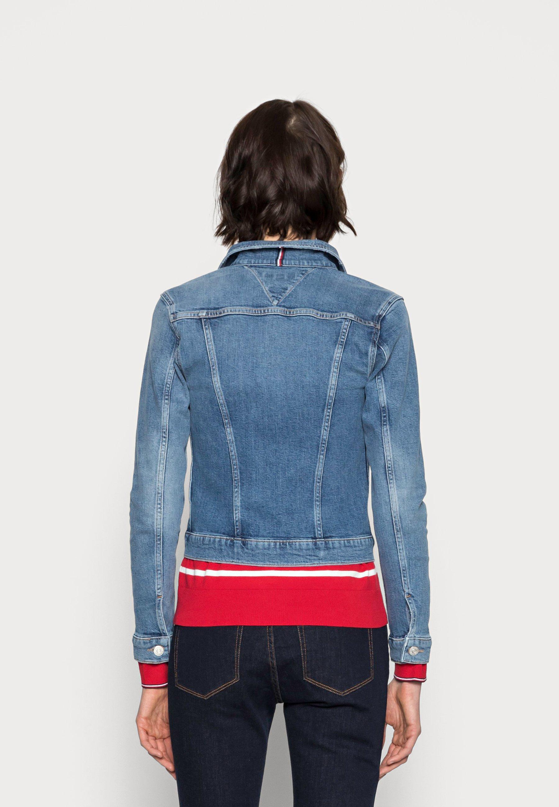 Women SLIM JACKET - Denim jacket