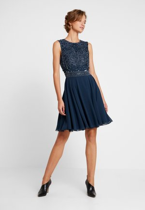COLETTE SKATER - Cocktail dress / Party dress - navy