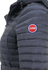 Colmar Originals - PUNKY - Down jacket - navy blue/light steel - 4