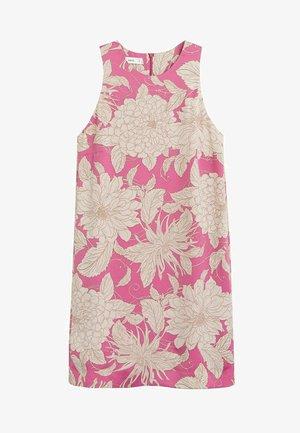 TUKU - Korte jurk - sandfarben