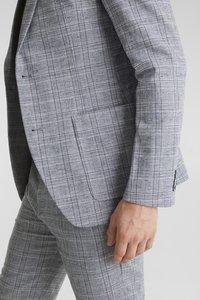 Esprit Collection - OCS LIMIX CHECK - Blazer jacket - blue 3 - 5