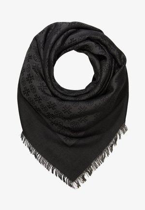 LOGO TRAVELER SCARF - Šátek - black