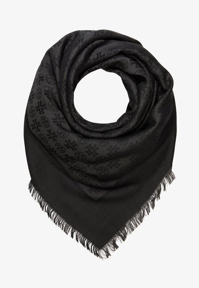 LOGO TRAVELER SCARF - Tørklæde / Halstørklæder - black