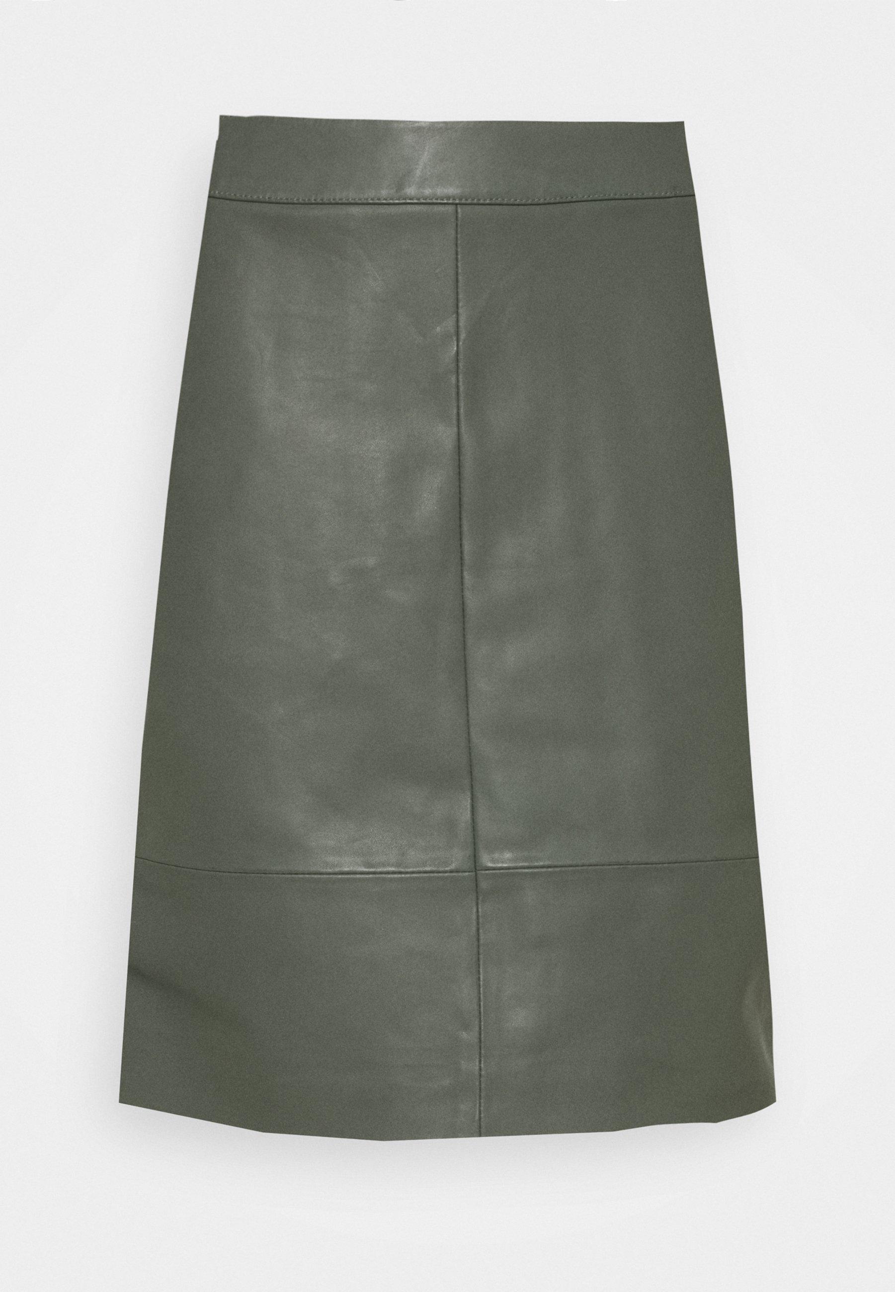 Women CHARGZ  - Leather skirt