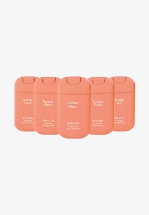 HAAN 5 PACK HAND SANITIZER - Bath and body set - sunset fleur