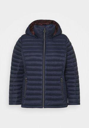 ZIP FRONT SHORT PACKABLE  - Light jacket - true navy