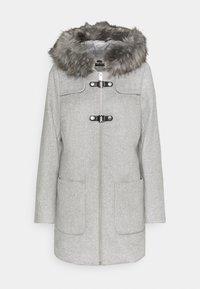 Esprit Collection - MIX COAT - Zimní kabát - light grey - 4