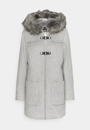 MIX COAT - Kåpe / frakk - light grey