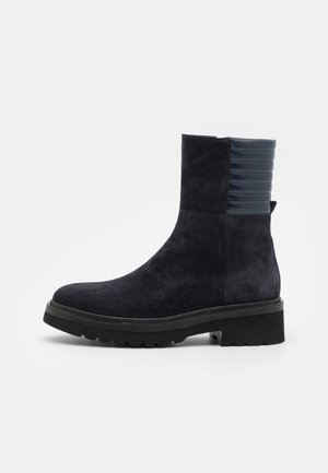 SIENA - Classic ankle boots - blue navy