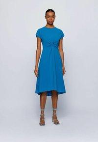 BOSS - DATENA - Day dress - open blue - 1