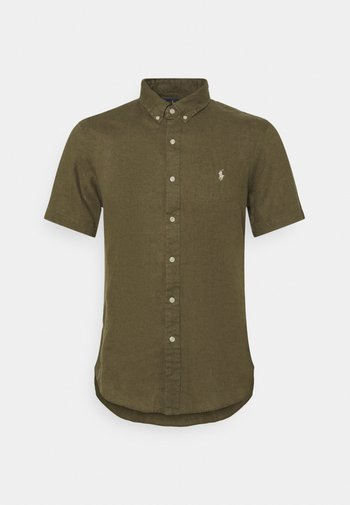 PIECE DYE - Camicia - expedition olive