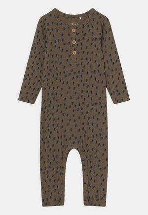NBMODIN - Pyjama - stone gray