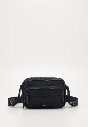 SPORTY LOGO - Across body bag - black