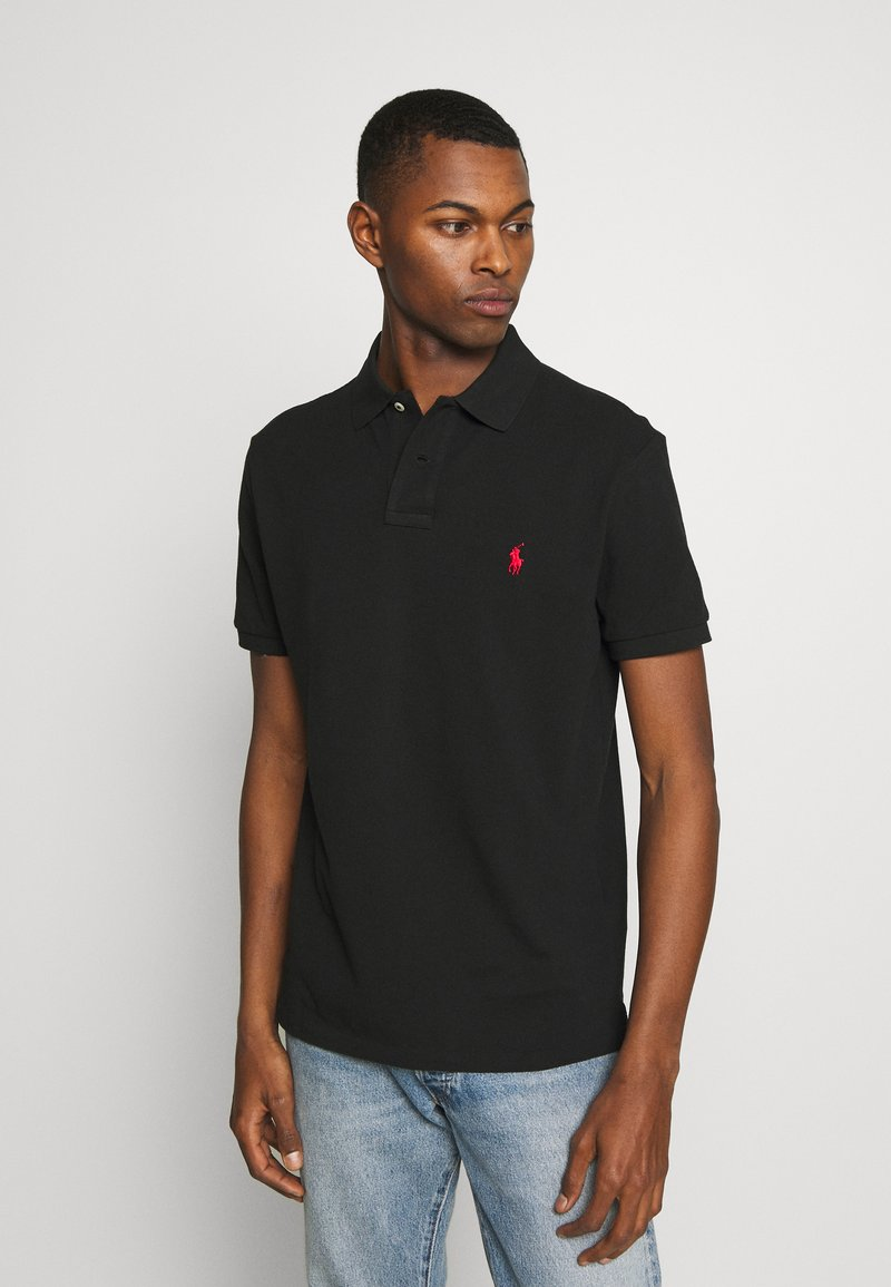 Polo Ralph Lauren - SHORT SLEEVE - Polo - black