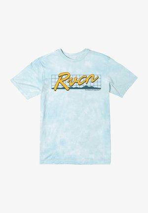 T-shirt imprimé - blu mble tie de