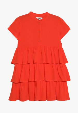 CAMPELL - Day dress - cherry tomato