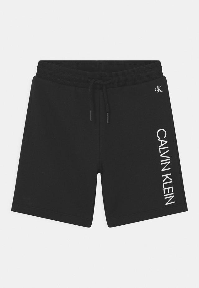 INSTITUTIONAL LOGO - Shorts - black