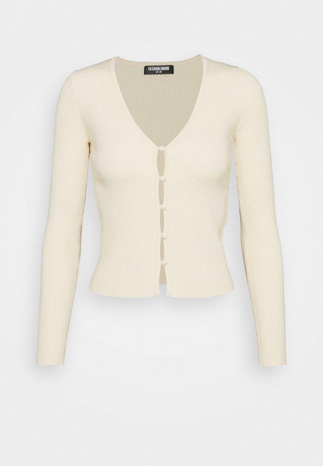 CALICO CARDI - Cardigan - off white