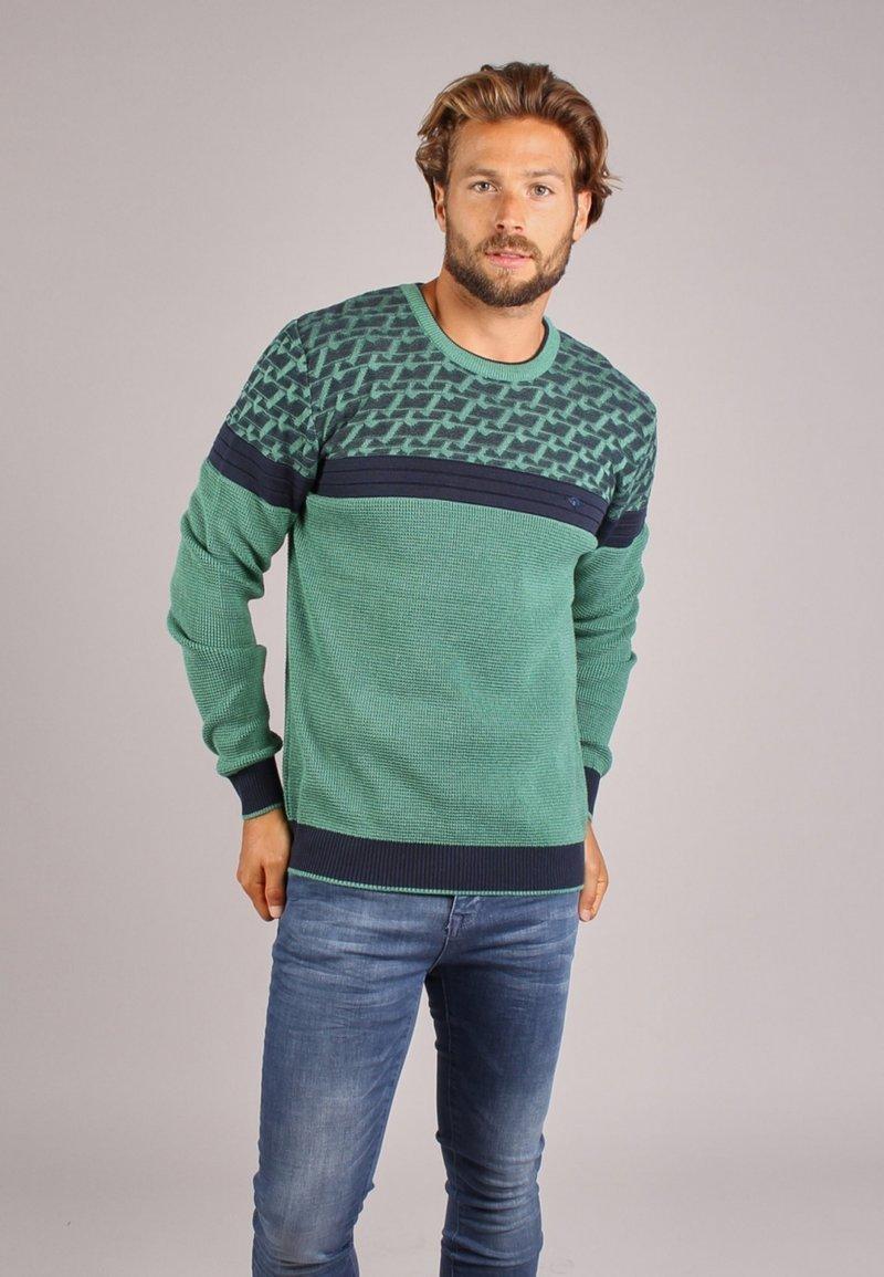Gabbiano - Jumper - green