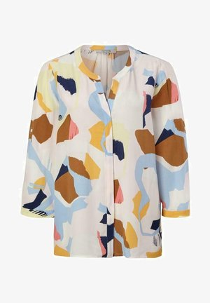 Blouse - multi coloured