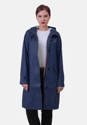 Waterproof jacket - marineblau
