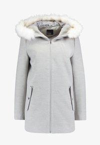 Even&Odd - Classic coat - light grey - 4
