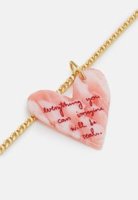 WALD - EVERYTHING YOU CAN IMAGINE WILL BE REAL - Collier - gold-coloured - 3