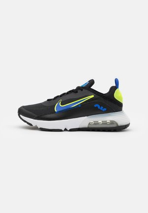 AIR MAX 2090 - Sneakers laag - black/racer blue/volt/vivid purple/white/dark smoke grey