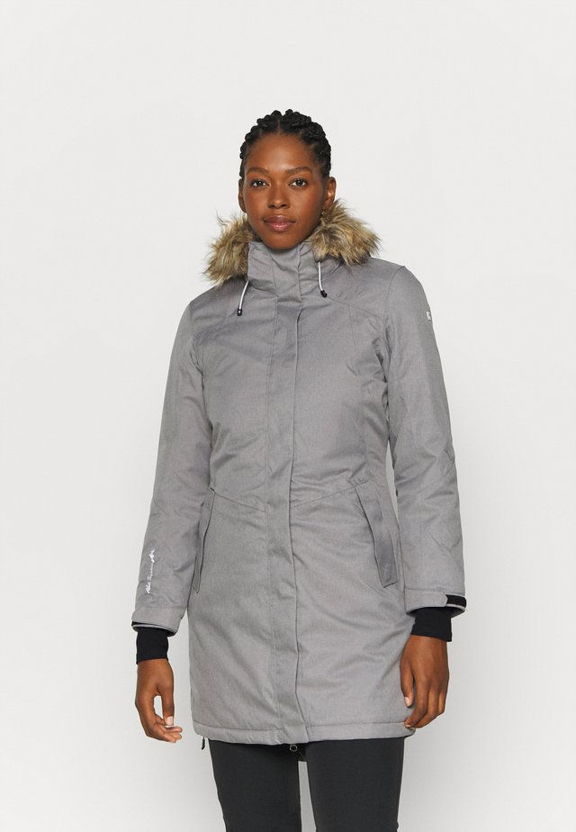 OSTFOLD - Hardshell jacket - grau