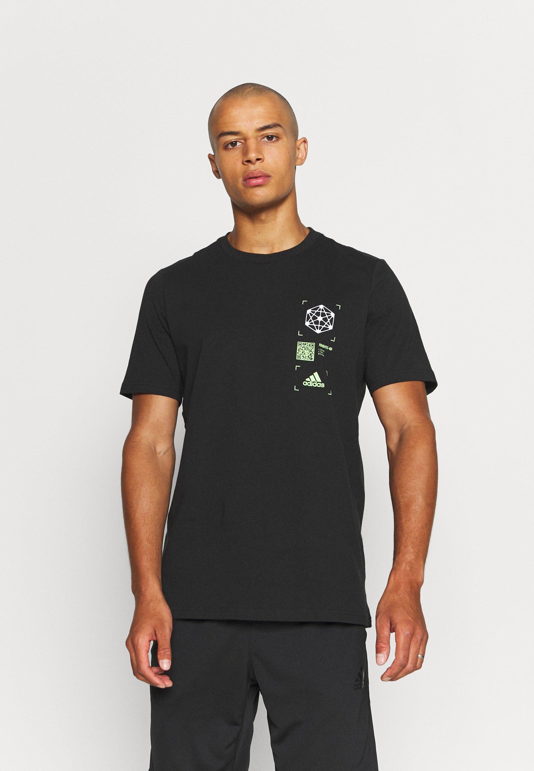 Men INNOV GRAPHIC 4D  - Print T-shirt