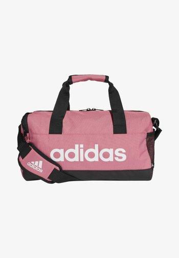 LINEAR XS SPORTS ESSENTIALS PRIMEGREEN DUFFEL BAG - Treningsbag - pink