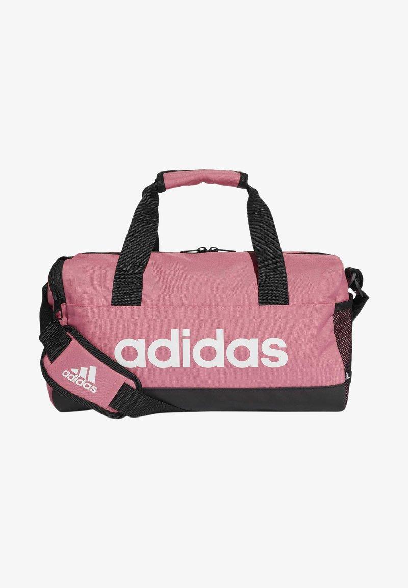 adidas Performance - LINEAR XS SPORTS ESSENTIALS PRIMEGREEN DUFFEL BAG - Borsa per lo sport - pink