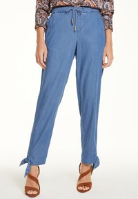 comma - Straight leg jeans - blue non stretched - 0