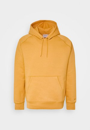 HOODED CHASE  - Hoodie - winter sun/gold