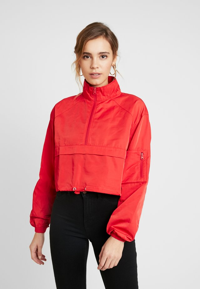 FLOSS JACKET - Bombejakke - red