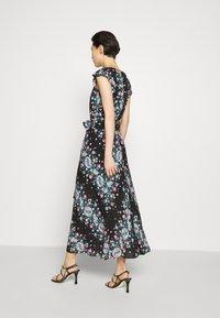 Diane von Furstenberg - ISLA - Denní šaty - lilac/black - 2